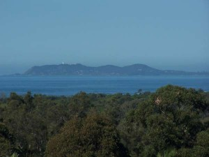 No 7 Ocean Shores Country Club view to Byron Bay